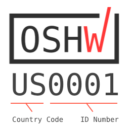 OSHWA Certification Logo is Official