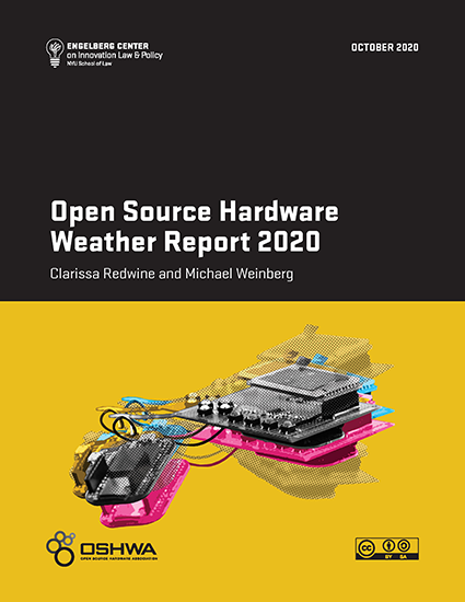 Open Source Hardware Weather Report 2020