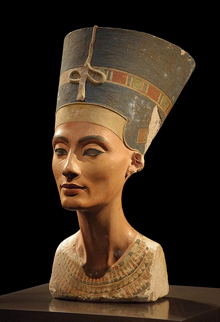 The Bust of Nefertiti is Free (With One Strange Caveat)